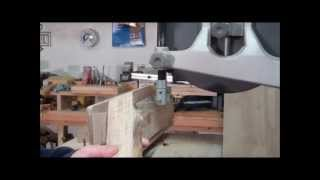 Building A Band Saw Log Mill