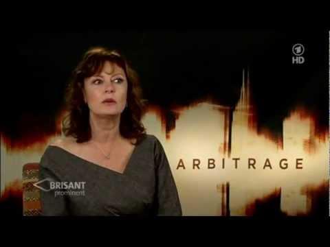 Susan Sarandon: 'Arbitrage'