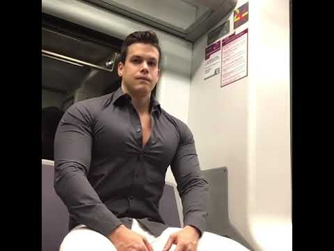 286853a6 Tight Shirt - Flexing Muscles - Pecs Bouncing - YouTube