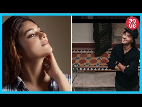 South Actress Aditi To Play Priya Dutt's Part In Dutt Biopic | Aayush Takes Garba Lessons In Gujarat