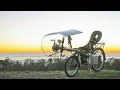Latest Engineering Projects 2017 Bike with solar system