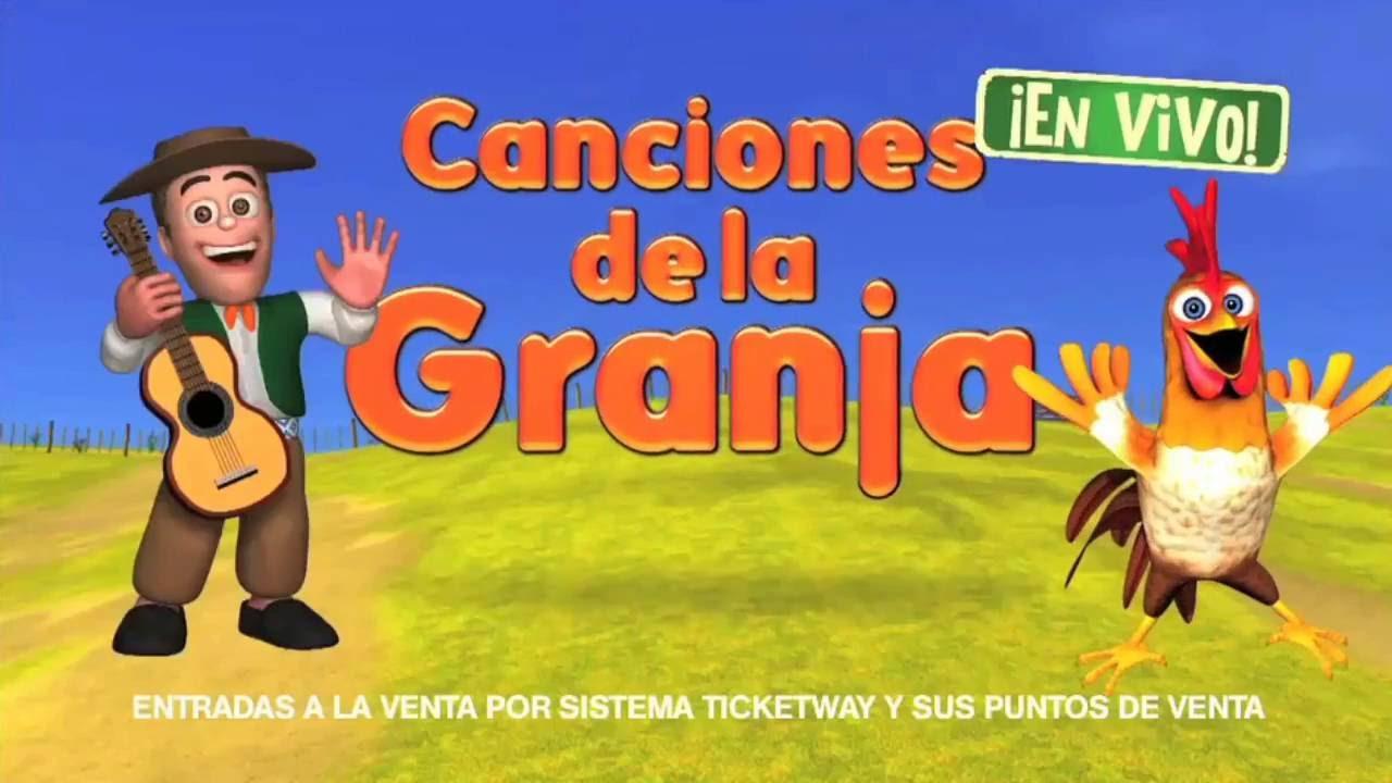 Canciones de La Granja llega al Teatro