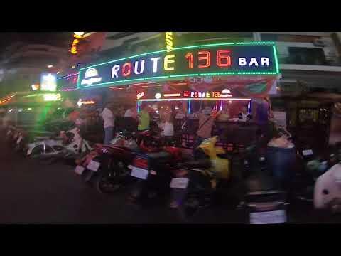 Phnompenh nightlife | Khám phá phố đèn đỏ