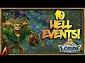 Lords Mobile: 10 Hell Events Quest for Guild Fest!