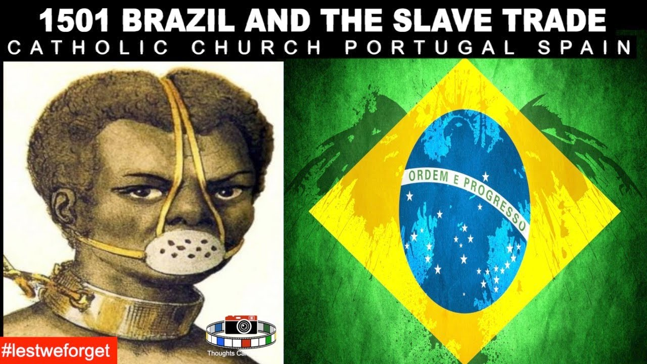 ????????The Brazilian SLAVE TRADE ????????Portugal ????????Spain ????????Jesuits
