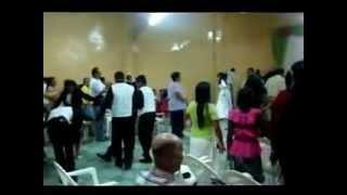 """Ministerio de Alabanza y Adoracion """"Frutos del Rey David"""" - Ministrados por el Espiritu Santo"""