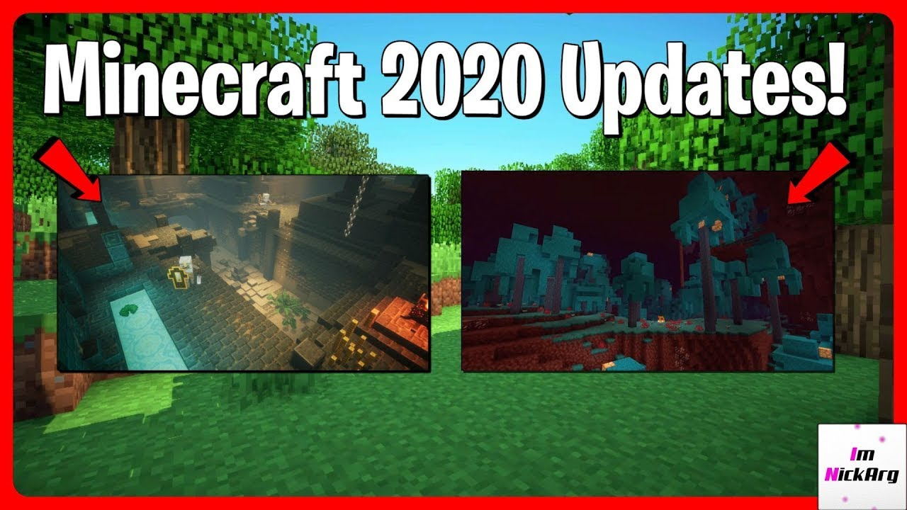 New Minecraft 2020 update, But Item Drops Are Multiplied ...