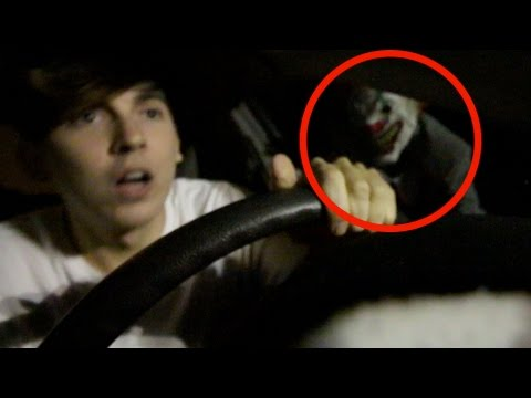 Thumbnail: THE SCARIEST CLOWN SIGHTING (REAL FOOTAGE) CAUGHT ON CAMERA!