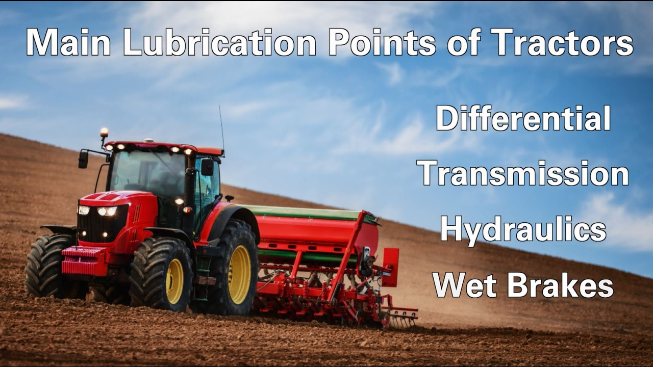 Basics of Tractor Hydraulic Fluids