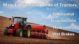 Basics of Tractor Hydraulic Fluids