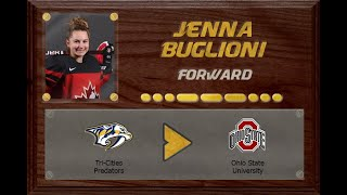 Jenna Buglioni - BC-FU15AAAHL to NCAA D1 | Stand Out Sports Client Hall of Fame