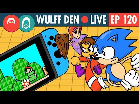 What Classic Sega Games on the Switch means for Virtual Console - WDL Ep 120