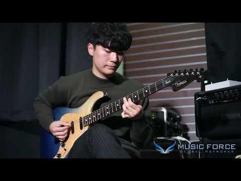 [MusicForce] Knaggs Severn X Demo - 'Intro' By Guitarist '박근' (Park Keun)