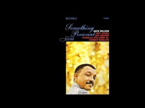 Jack Wilson -  Something Personal ( Full Album )