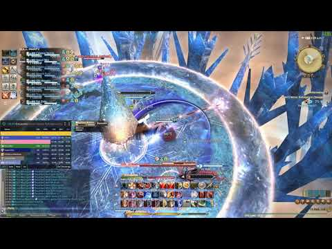 FFXIV - E8S Adds Phase DRG Example (left Side)
