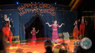Happy's Circus At Whitchurch Primary School (30 Sept 2012)