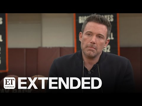 Ben Affleck Talks Playing A Recovering Addict In 'The Way Back'