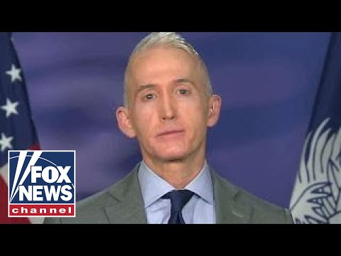 Rep. Trey Gowdy on fallout from release of Comey memos
