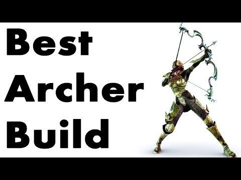 Skyrim: The Best Archer Assassin Class Build