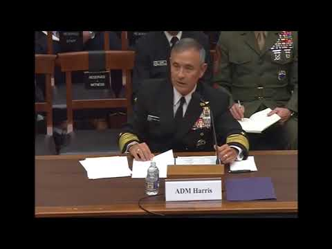 Adm Harry Harris Told Congress, US Ready To Defeat N.Korea Missile Threat