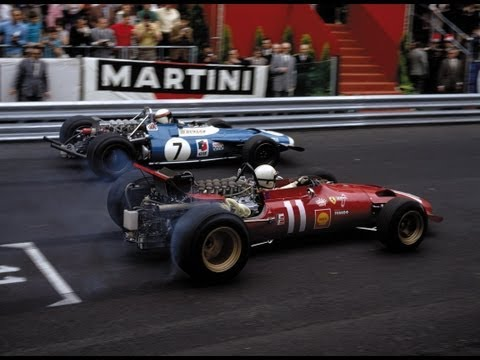 F1 - 1969 Monaco GP - Race report