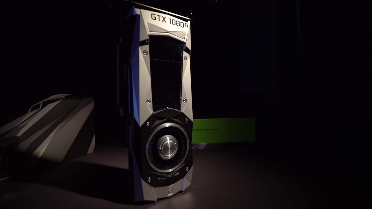GeForce GTX 1080 Ti уже в продаже в магазине NVIDIA!