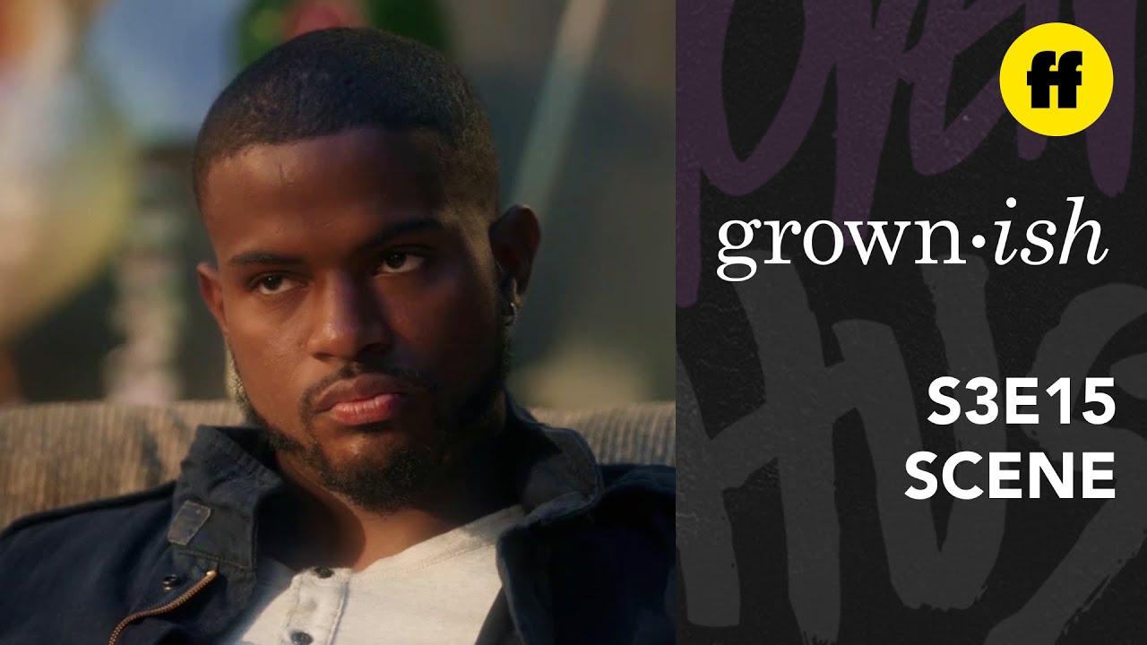 Download grown-ish Season 3, Episode 15   Aaron Messed Up   Freeform