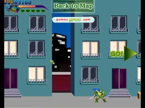 Teenage Mutant Ninja Turtles The Return Of King (Черепашки ниндзя: возвращение короля)