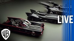 Batman | The Batmobile Documentary Livestream | Warner Bros. Entertainment
