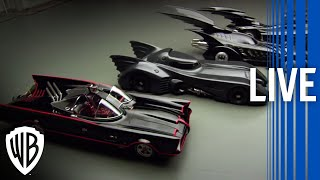 Batman | The Batmobile Documentary Livestream | Warner Bros. Entertainment