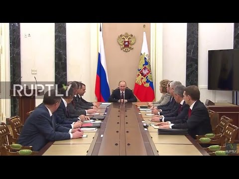 Russia: Security Council meets as Syria peace talks start in Geneva