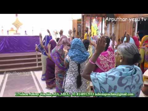 Divine Life Ministries by Rev.Fr.David Retreat 18/3/17 Muthamizh Nagar, Kodungaiyur, Chennai