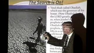 Elijah pt 4: The Troubler of Israel-Pastor Bill Hughes