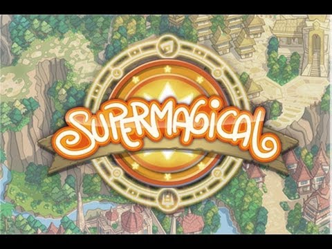 Supermagical - Universal - HD Sneak Peek Gameplay Trailer