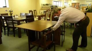 Julian Bowen Crantock 4 Piece Dining Set