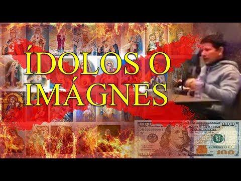 ¿Los Católicos tiene Ídolos o Imágenes? - Padre Luis Toro