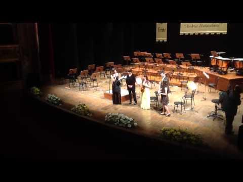 Amalia Hall vince il Concorso Violinistico Andrea Postacchi