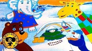 Новогодние мультфильмы для детей - Елочка для всех