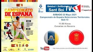 Cto España Selecciones Autonómicas Sub-13 / Canarias vs Navarra
