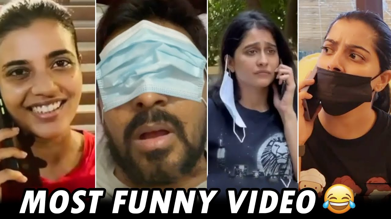 Download FUNNY VIDEO😂: Tollywood and Kollywood Celebrities Shares Funny Video   | Regina | Daily Culture