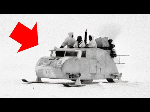Secret Nazi Base Discovered in the Arctic