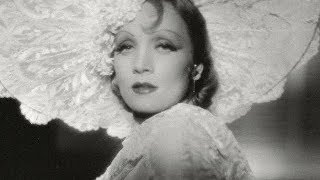 "The ""Fashion Side"" of Marlene Dietrich in ""The Devil is A Woman"". 1935 Costume Tests!"