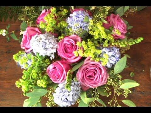Cómo arreglar las flores como un profesional