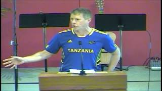 Tanzania Mission Trip Faith Witness -- Al Gilgenbach, Aug. 12, 2018