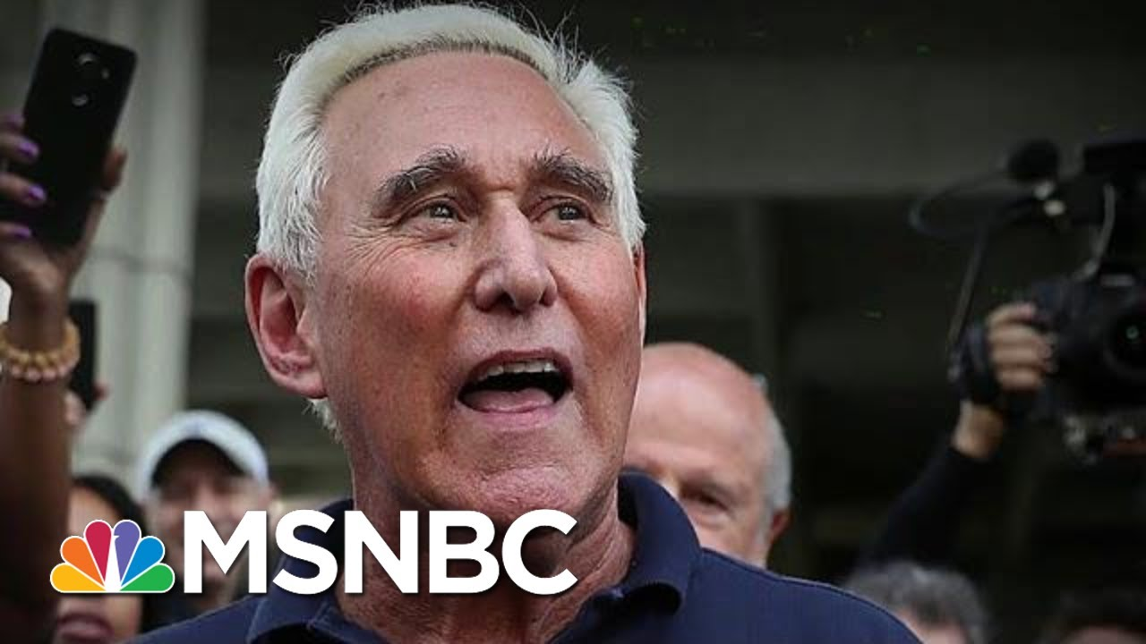 Roger Stone guilty of lying to Congress to protect Trump and his ...