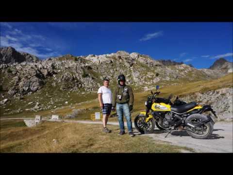 160905 255 km Šotoliny   Colle del Preit