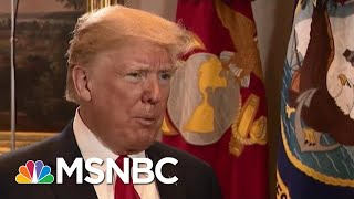 Donald Trump Pushes White Identity Politics But What About Everyone Else? | The Last Word | MSNBC