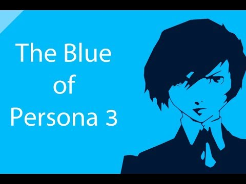 Color symbolism in Persona - Blue
