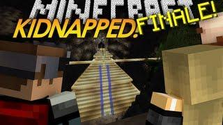 Retro Minecraft: Kidnapped FINALE! (Adventure Map) w/ Sean & Bree (4)