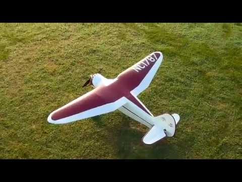 pete's-parkzone-stinson---maiden-flight-and-crash-on-4-5-19